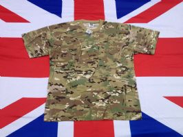## NEW ## M.T.P STYLE CAMO T SHIRT